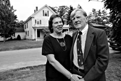 Robert '50 and Gladys Bovino Dunn '51