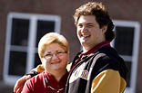 VIEW SLIDE SHOW: Parents & Family Weekend, Together on campus